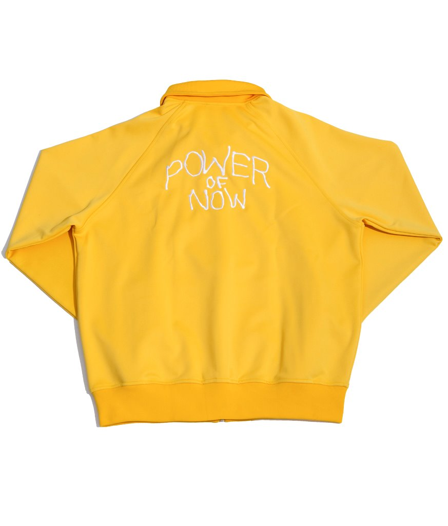 SERIES Written : Track Jacket (YELLOW)